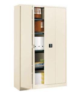 Armoire portes pliantes Burodial 195x120