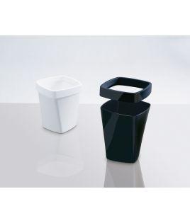 Black & White - Corbeille à papier