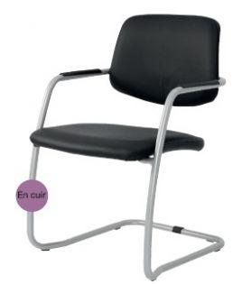 Chaise multi-usage Réf: Roméo cuir 4402 Sitek
