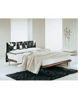 lit contemporain design lit haut de gamme adulte luxe et confort straburo. Black Bedroom Furniture Sets. Home Design Ideas