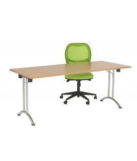 TABLE PLIANTE WOOD réf.9589 - SITEK