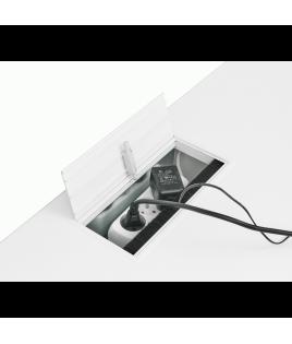 XERUS Top access pour plans de travail et tables de réunion modulaires