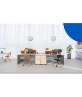 Table de bureau Ogi V -MDD