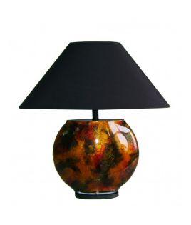 "Luminaire rond ""marbre"""