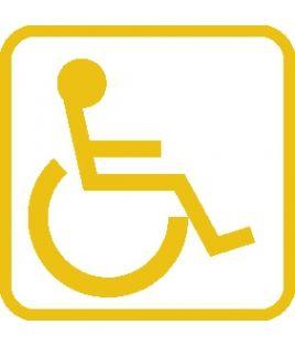 Come'in - Module droit hauteur bureau pour personne à mobilité réduite