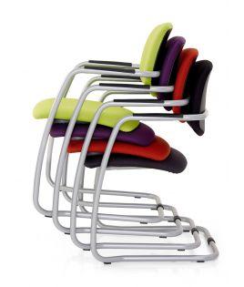 Chaise multi-usage Réf: Roméo cuir 4400 Sitek