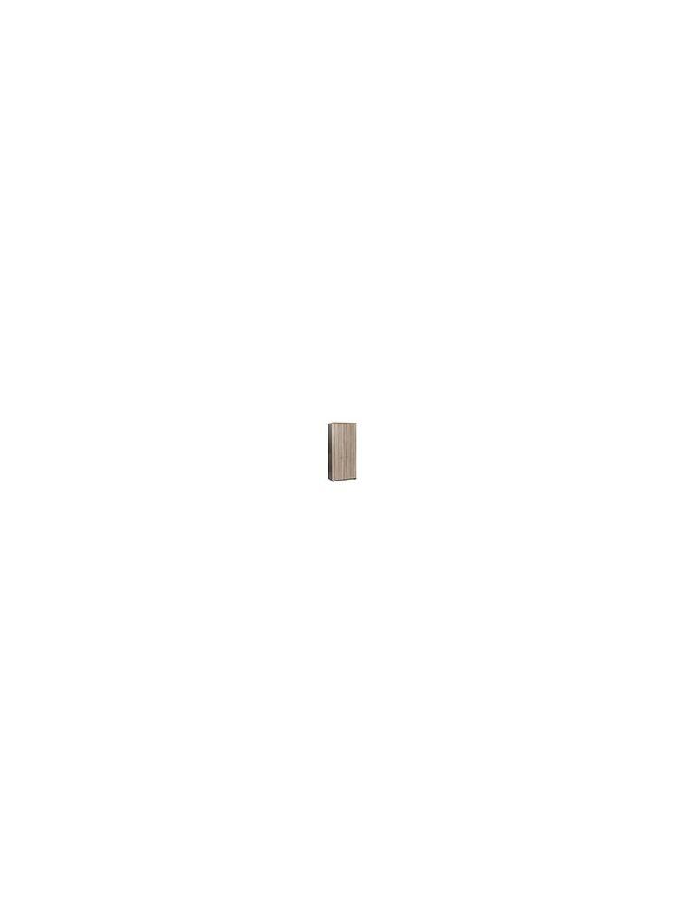 Armoire 2 portes - JAZZ Chêne - GAUTIER