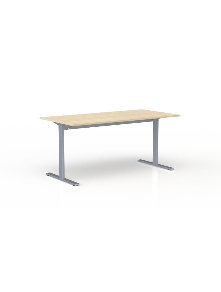 "Bureau rectangulaire ""Essentiel I"" - Réf : 1678023 EOL"