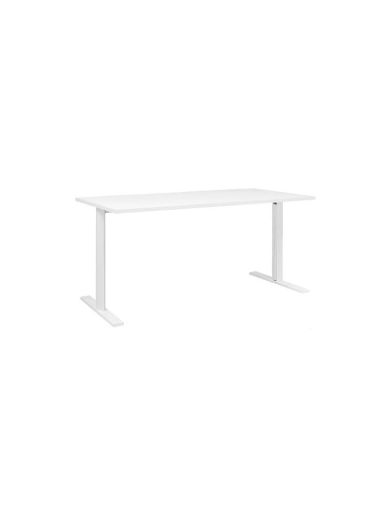 BUREAU YES! (GAUTIER) – RÉF. TABLE DE RÉUNION MODULAIRE L 140 CM 1U23714 – GAUTIER