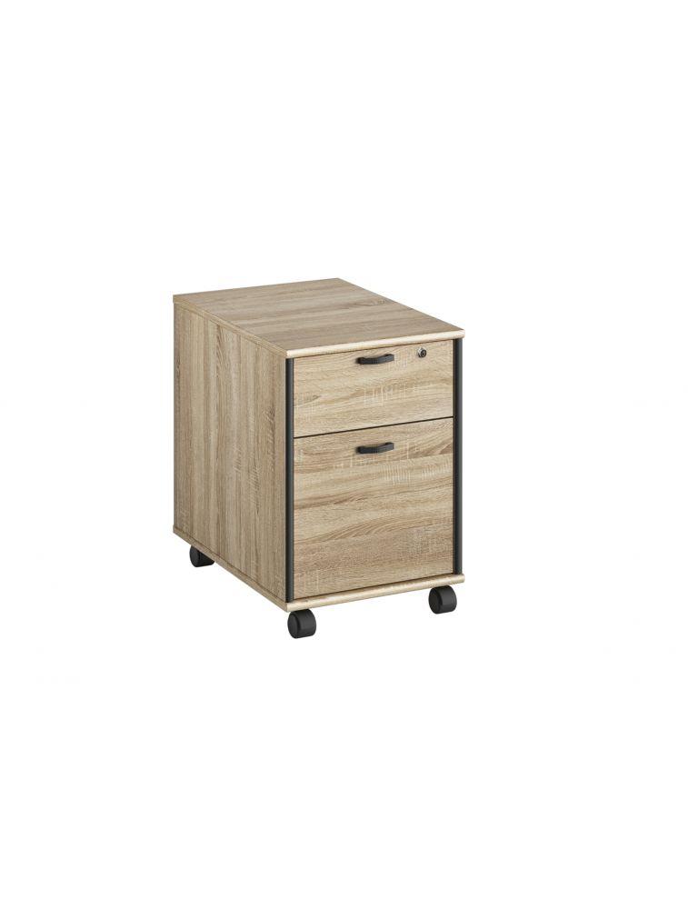 Caisson mobile 2 tiroirs Gautier de la collection Mambo