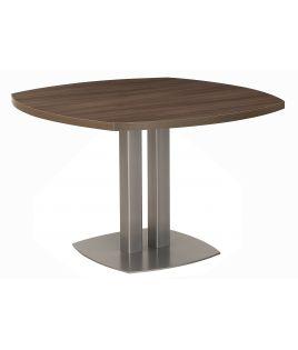 Table gautier 4 côtés courbe de la collection VERMONT