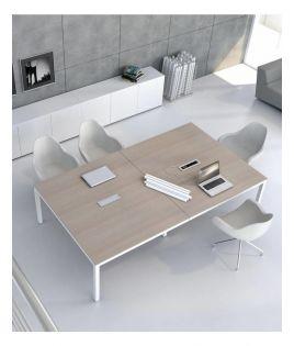 """Table modulaire Mélaminé """"IMPULS"""" - Réf : IM54 MDD"""