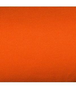 tissu gris orange