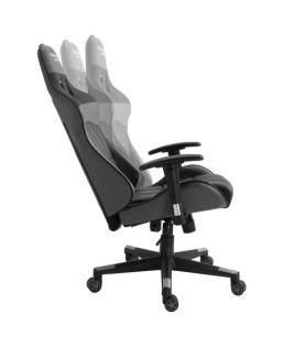 Photo de la chaise coloris grise et noire