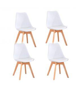 Lot de 4 chaises...
