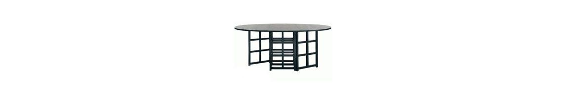Table contemporaine design en bois ou marbre : achat en ligne.